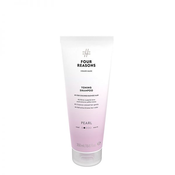 Toning Shampoo Pearl