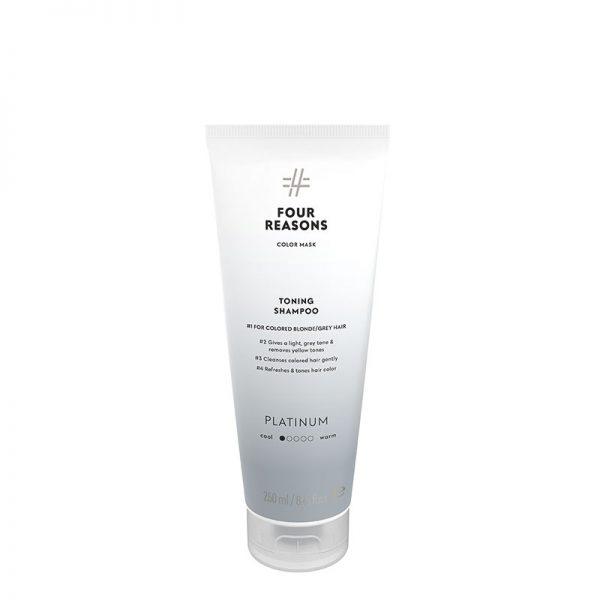 Toning Shampoo Platinum