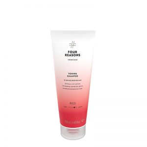 Toning shampoo Red