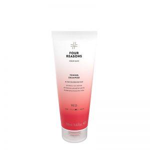 Toning shampoo Red