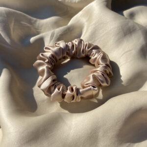 scrunchie mullbärssiden